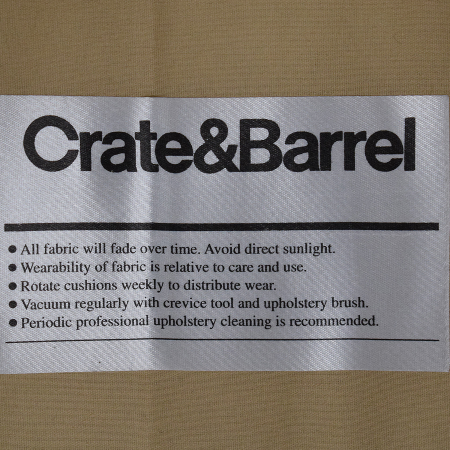 buy Crate & Barrel Upholstered Printed Armchair Crate & Barrel Chairs