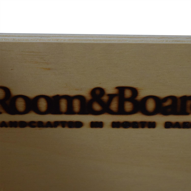 Room & Board Room & Board Copenhagen Custom Cabinet dimensions