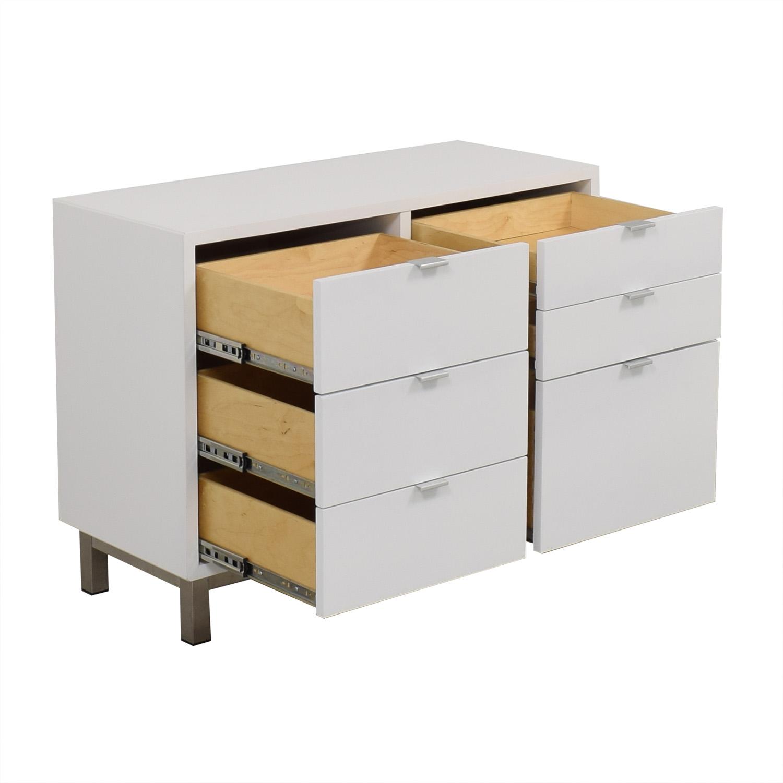 Room & Board Copenhagen Custom Cabinet / Dressers