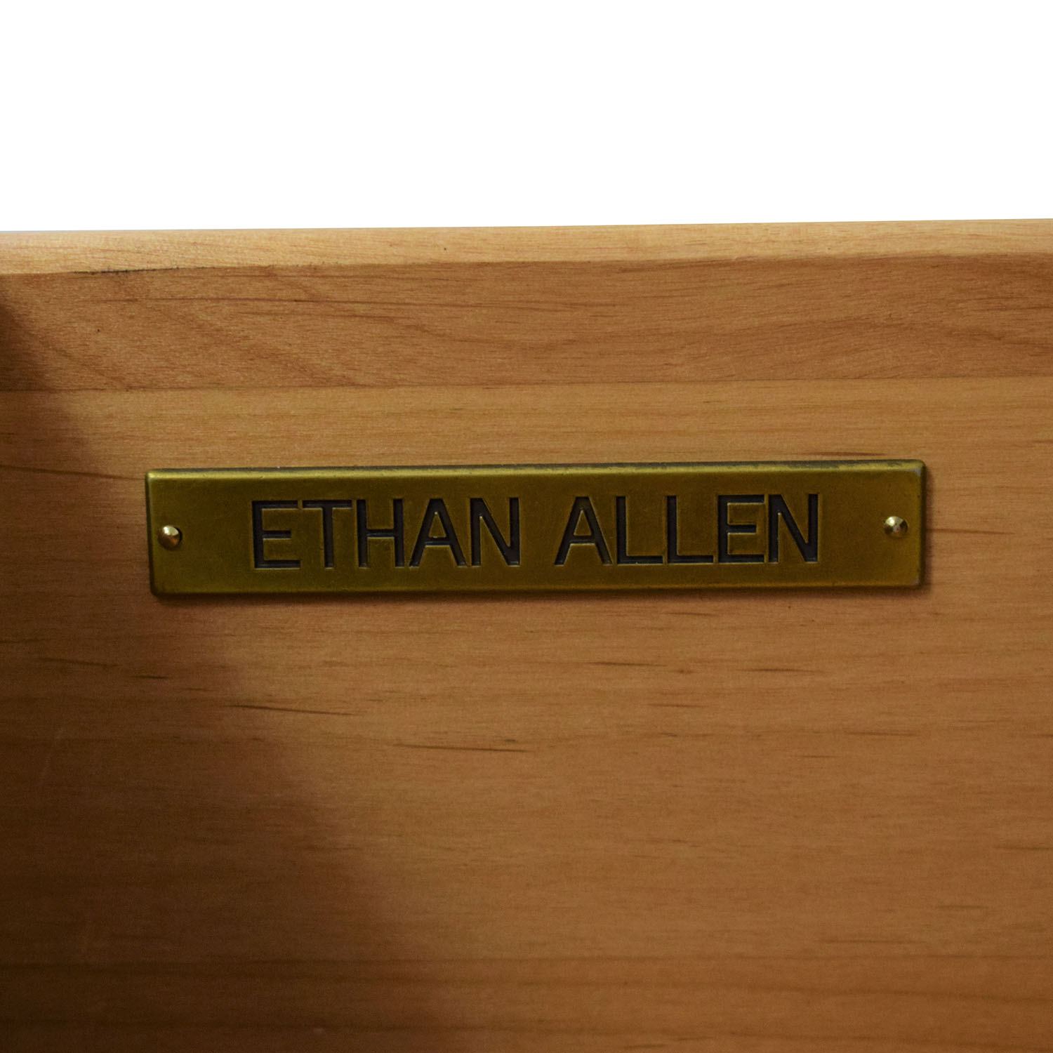 Ethan Allen Gregory Dining Console / Storage