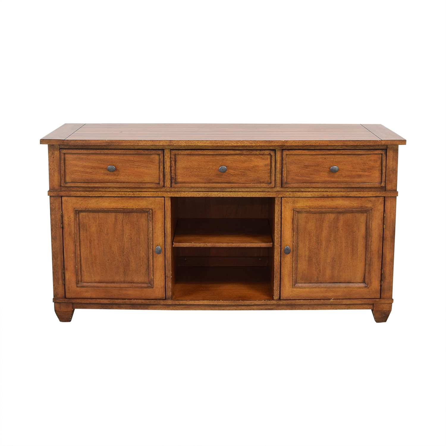buy Ethan Allen Gregory Dining Console Ethan Allen Storage
