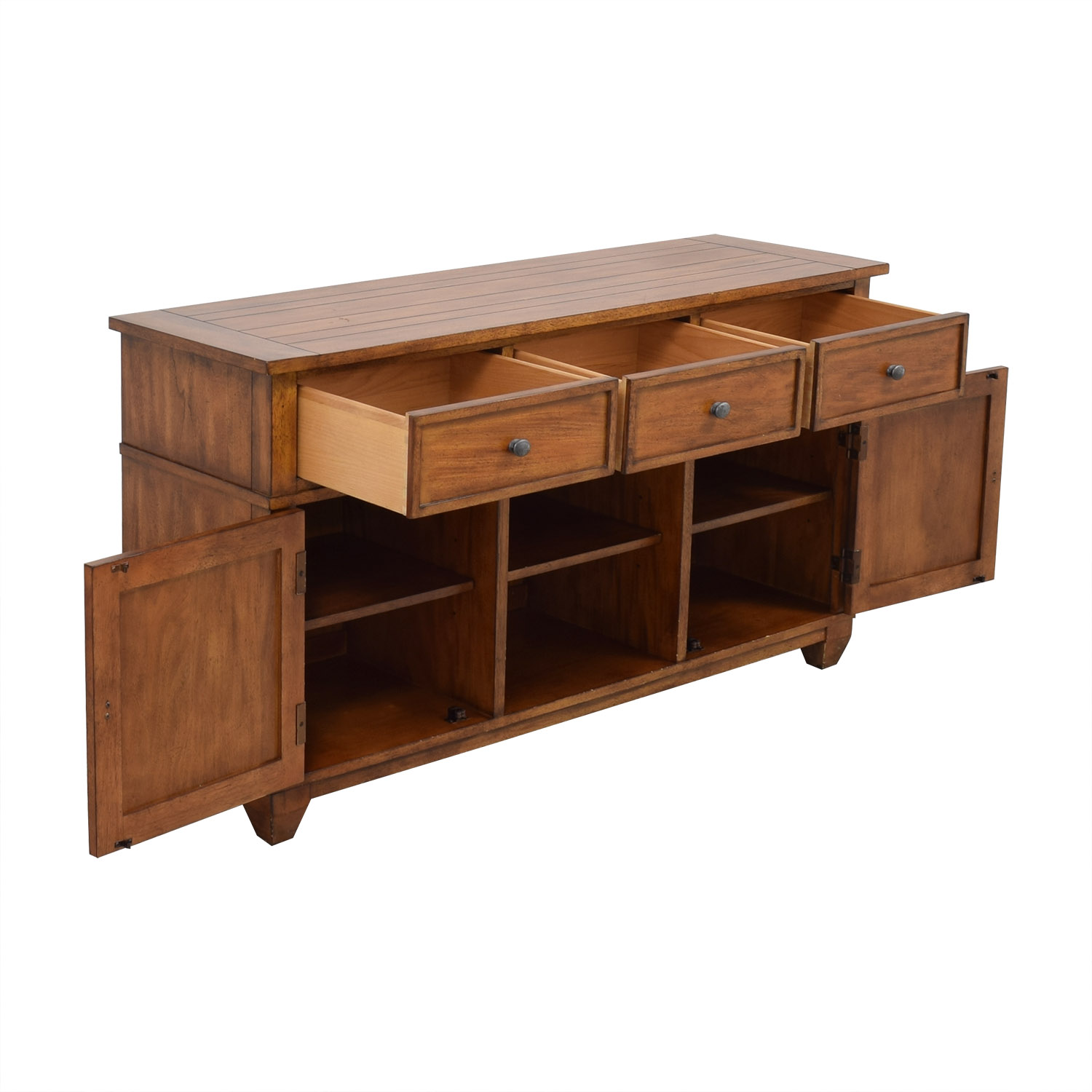 Ethan Allen Ethan Allen Gregory Dining Console Cabinets & Sideboards