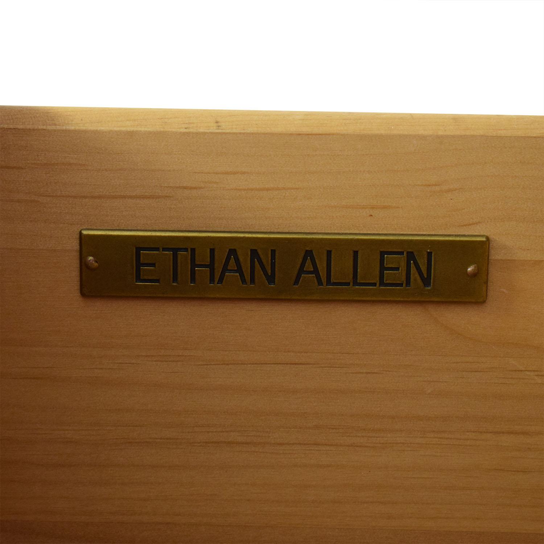 Ethan Allen Ethan Allen Tango Hawke Media Center dimensions