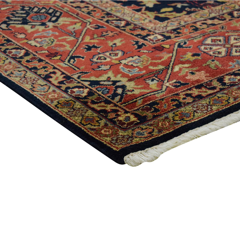 Vintage Oriental Rug for sale