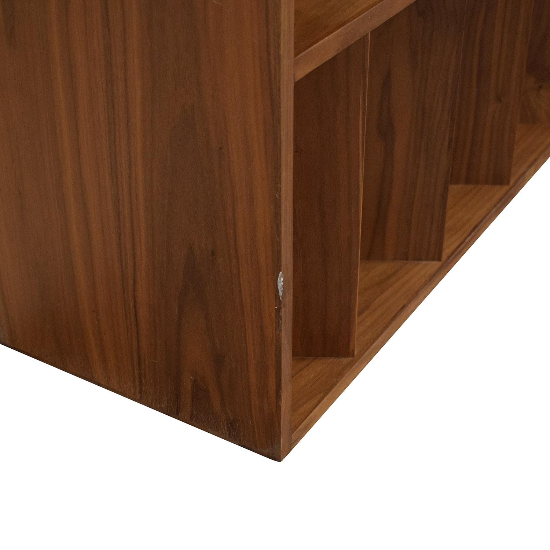 Room Divider Bookcase dimensions