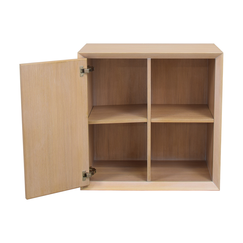 Side Storage Cabinet tan