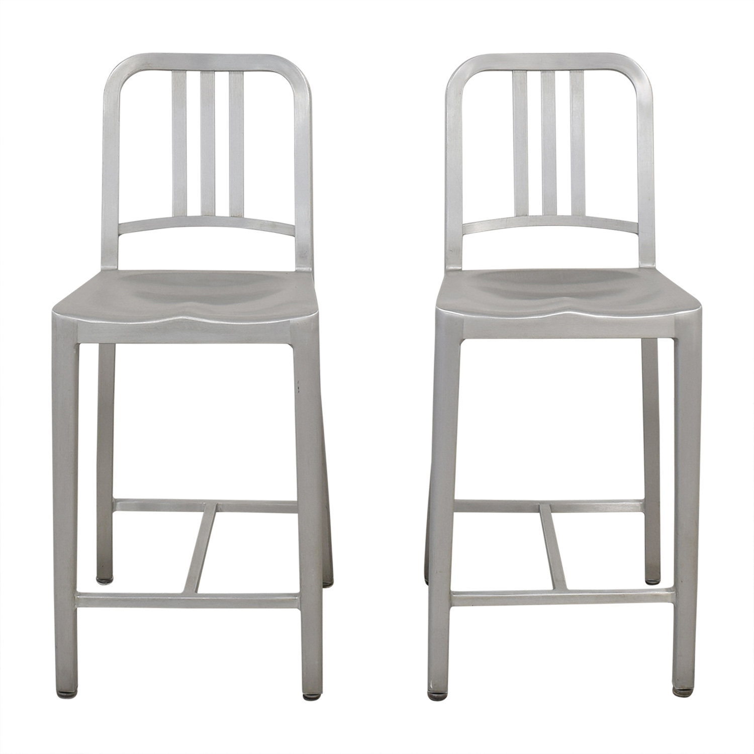 Amazing 10 Off Cb2 Cb2 Curator White Hide Stool Chairs Machost Co Dining Chair Design Ideas Machostcouk