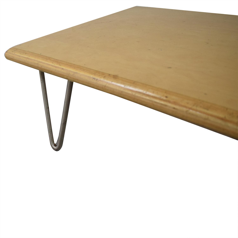 Modernica Modernica Coffee Table light brown