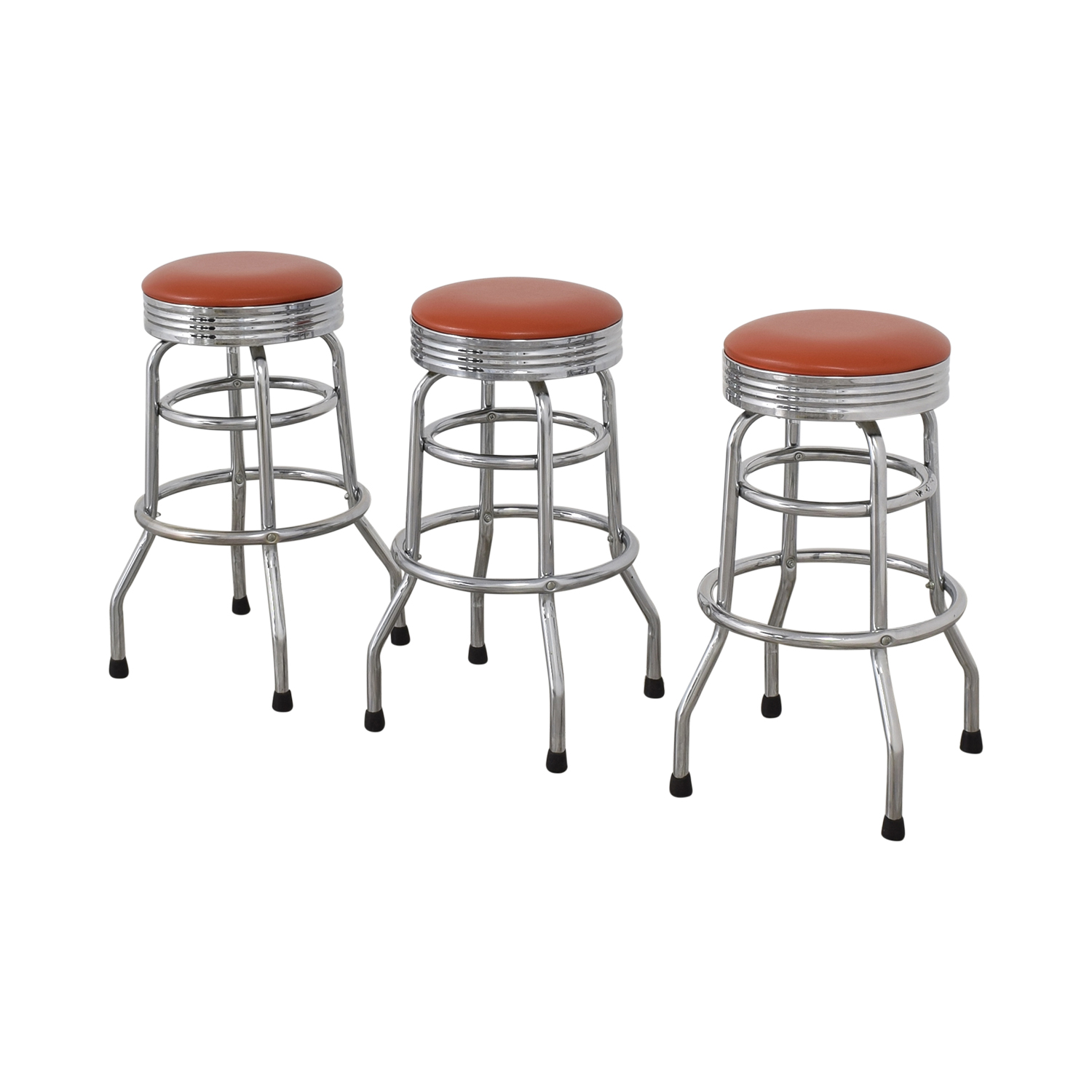 shop Retro Diner Bar Stools  Chairs