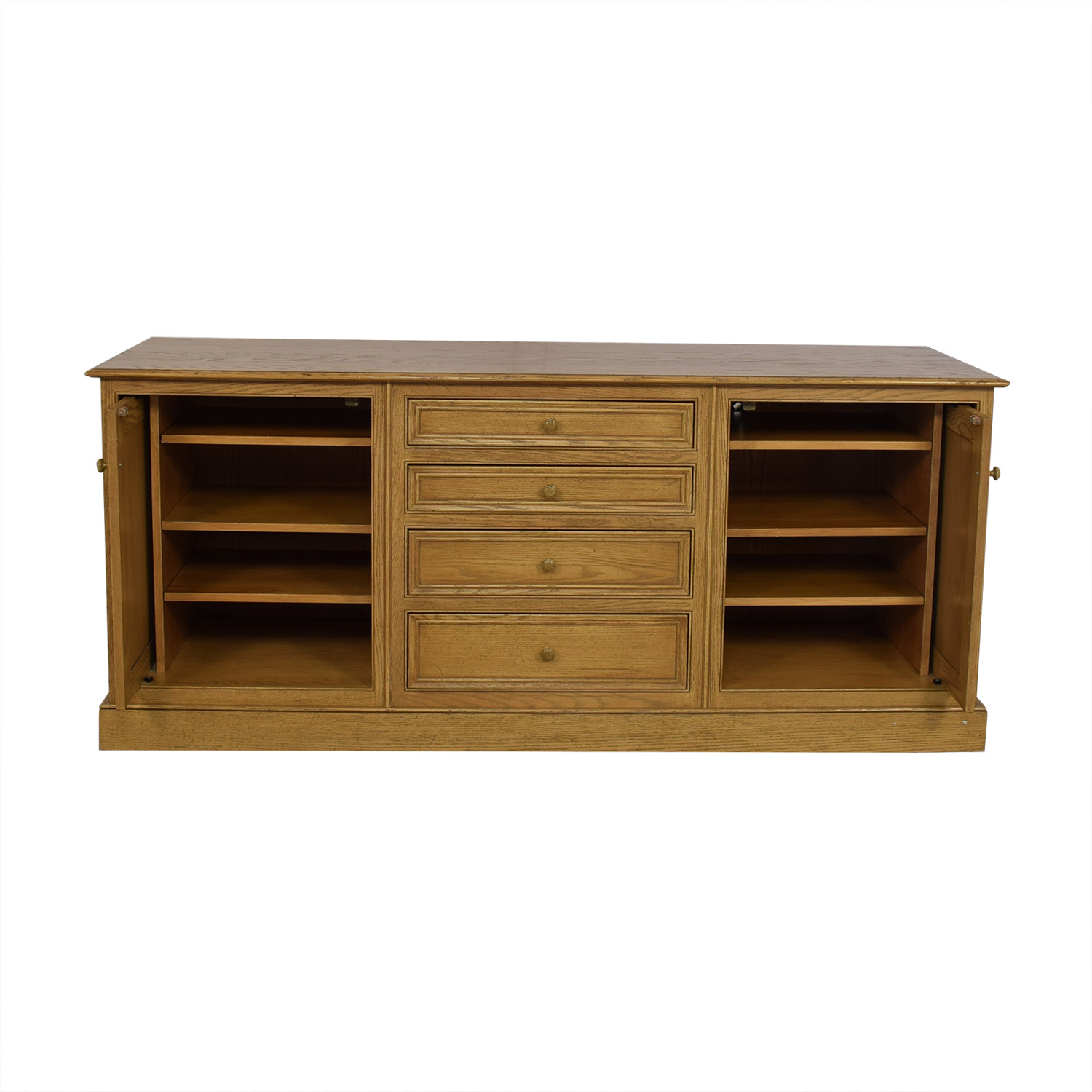 Heritage Heritage Entertainment Unit Storage