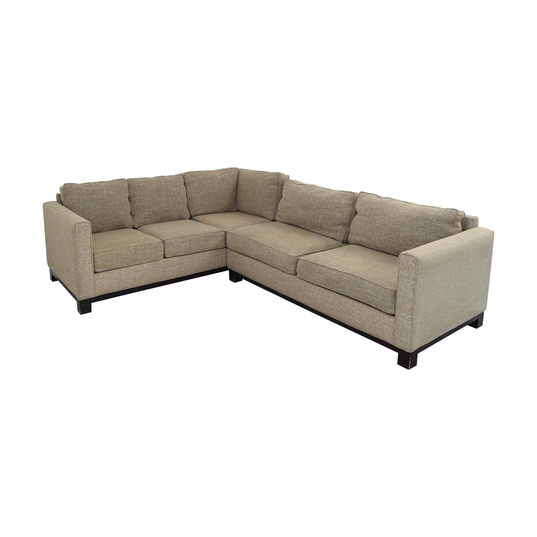 buy Dwell Home Furnishings Dwell Home Furnishings Sectional Sofa online
