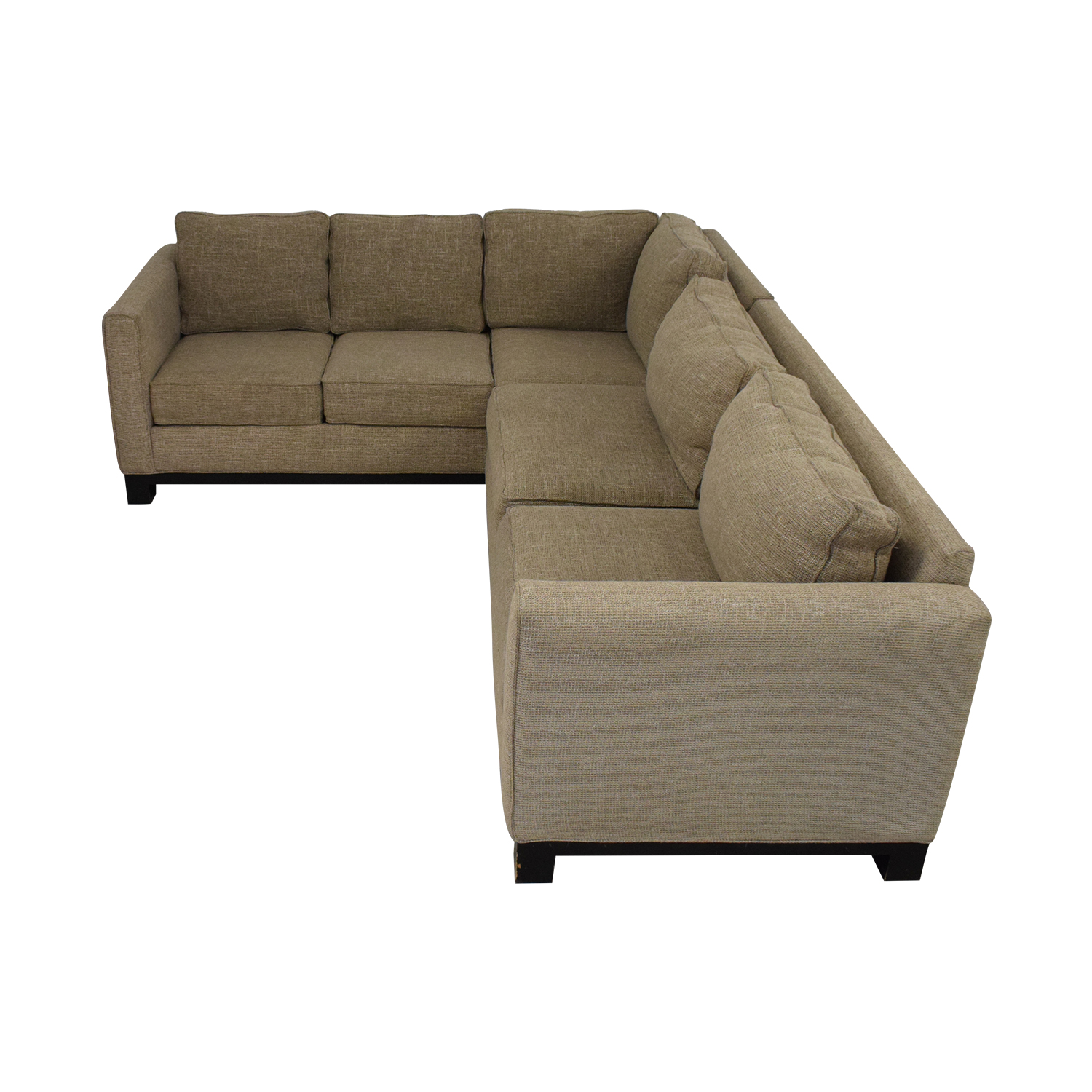 Marvelous 71 Off Dwell Home Furnishings Dwell Home Furnishings Sectional Sofa Sofas Gmtry Best Dining Table And Chair Ideas Images Gmtryco