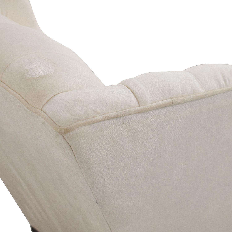 Sam Moore Overstuffed Armchair sale