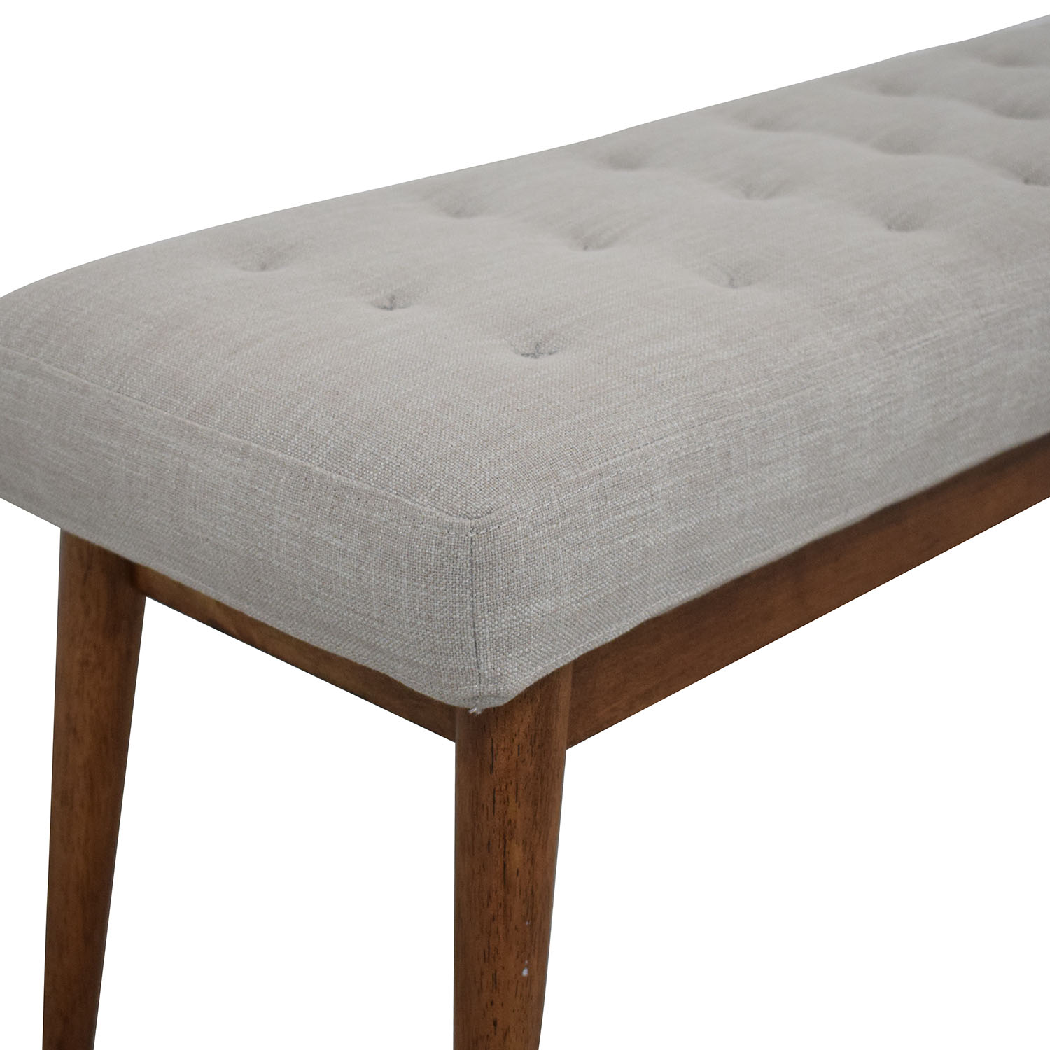 West Elm Upholstered Bench / Benches