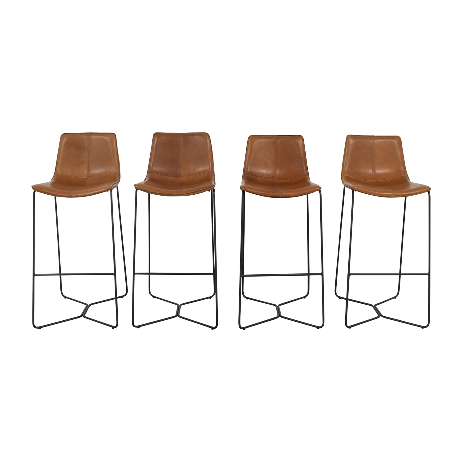 West Elm West Elm Slope Bar Stools Stools