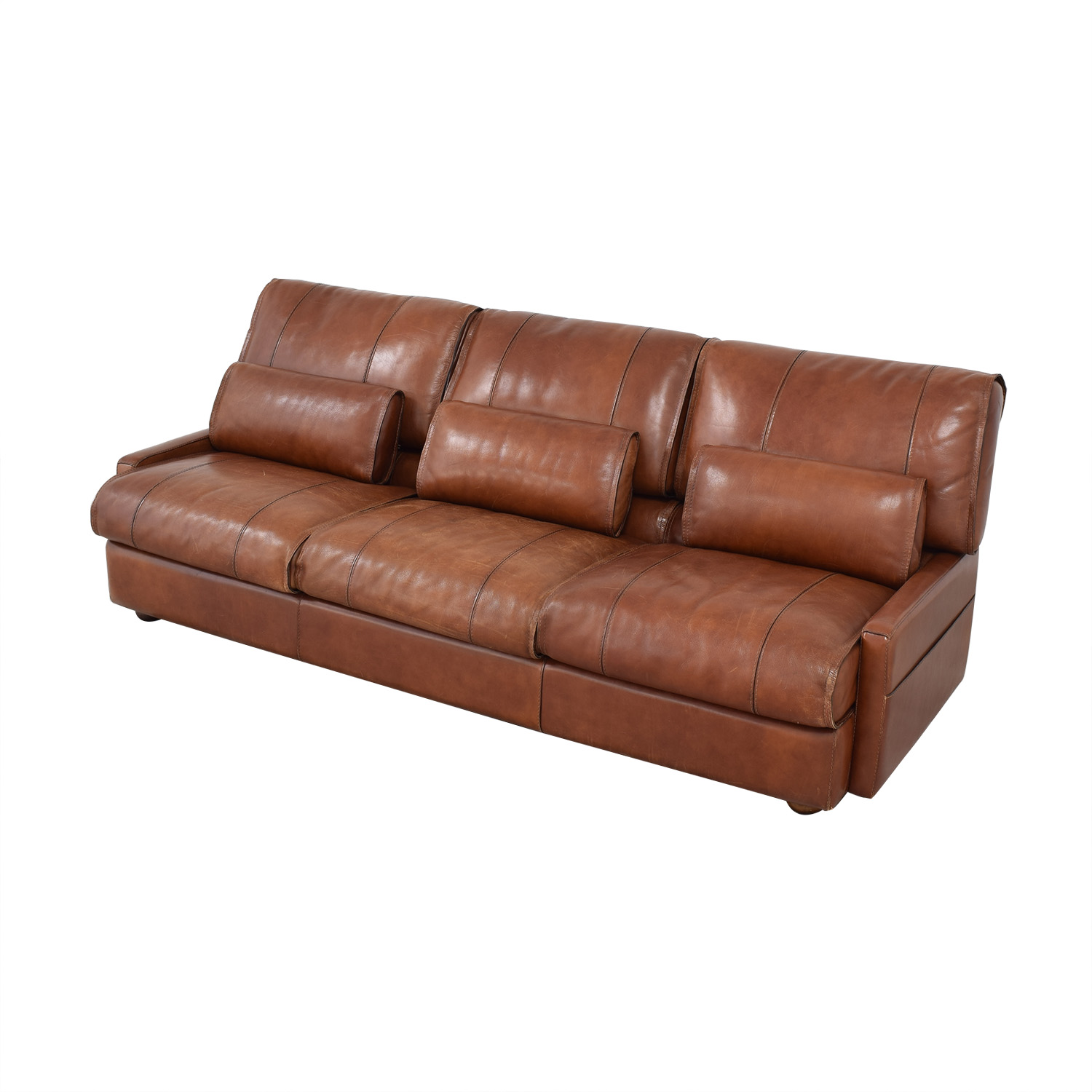 shop  Modern Italian Leather Sofa online