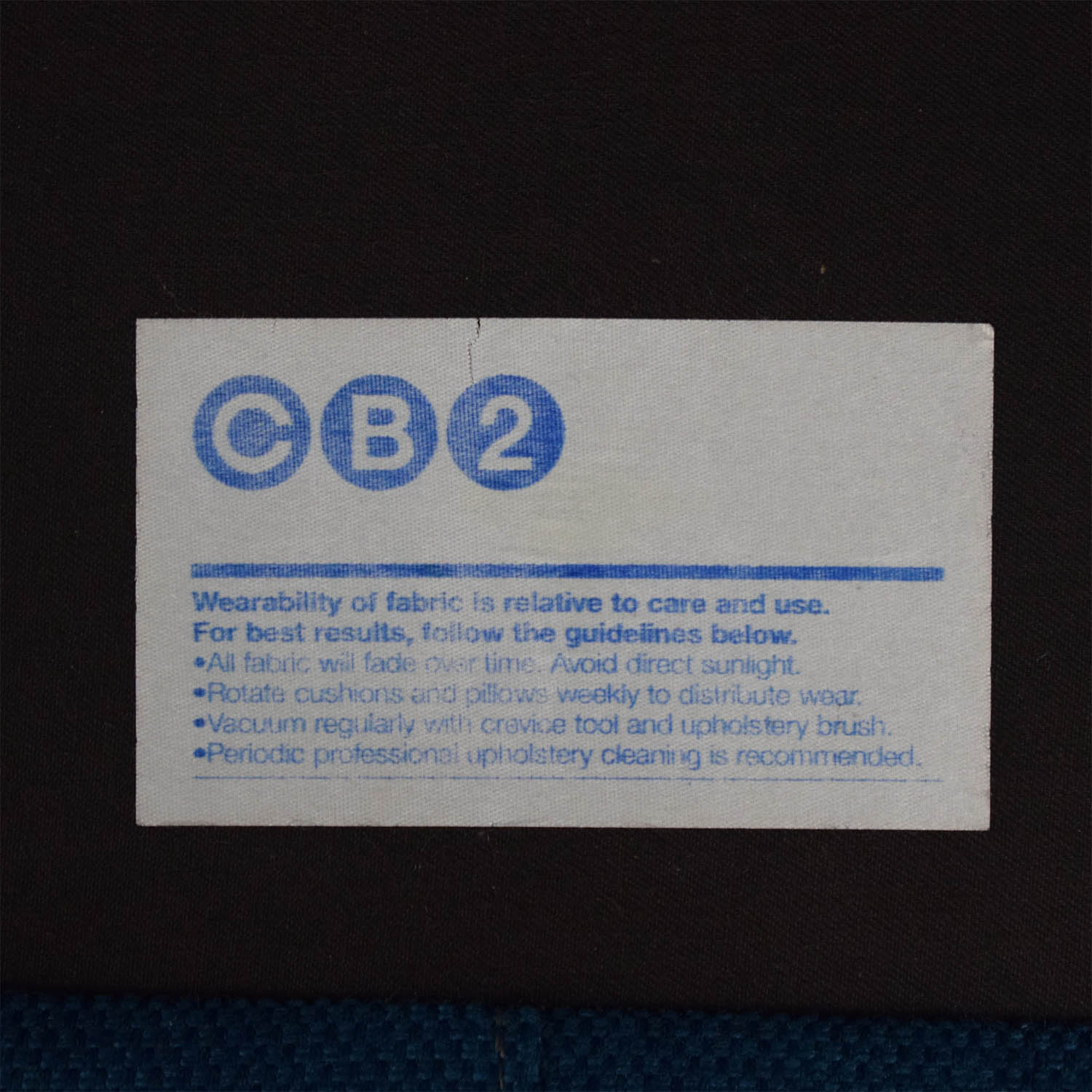 CB2 CB2 Apartment Sofa discount