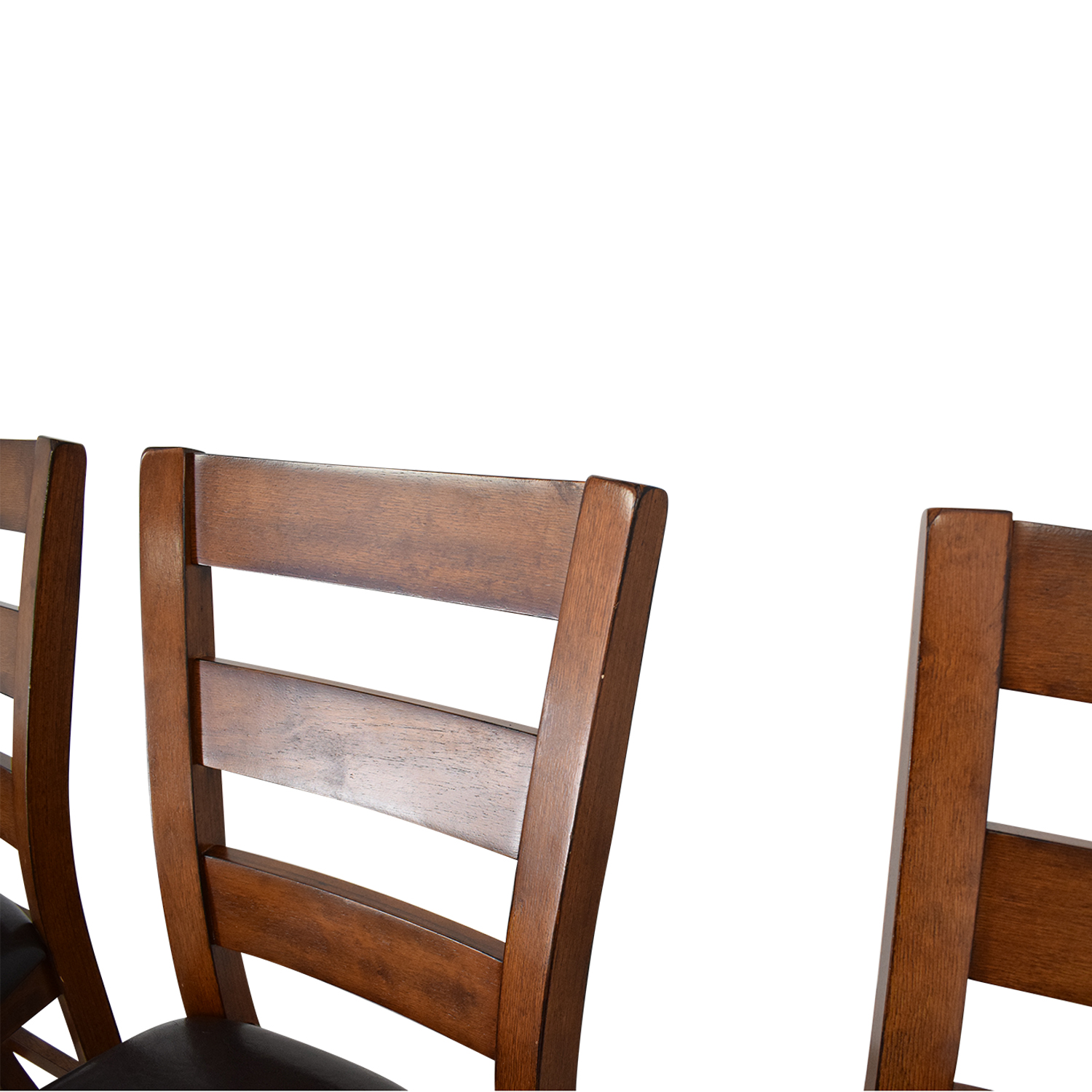 American Signature American Signature Ladder Back Dining Chairs dimensions