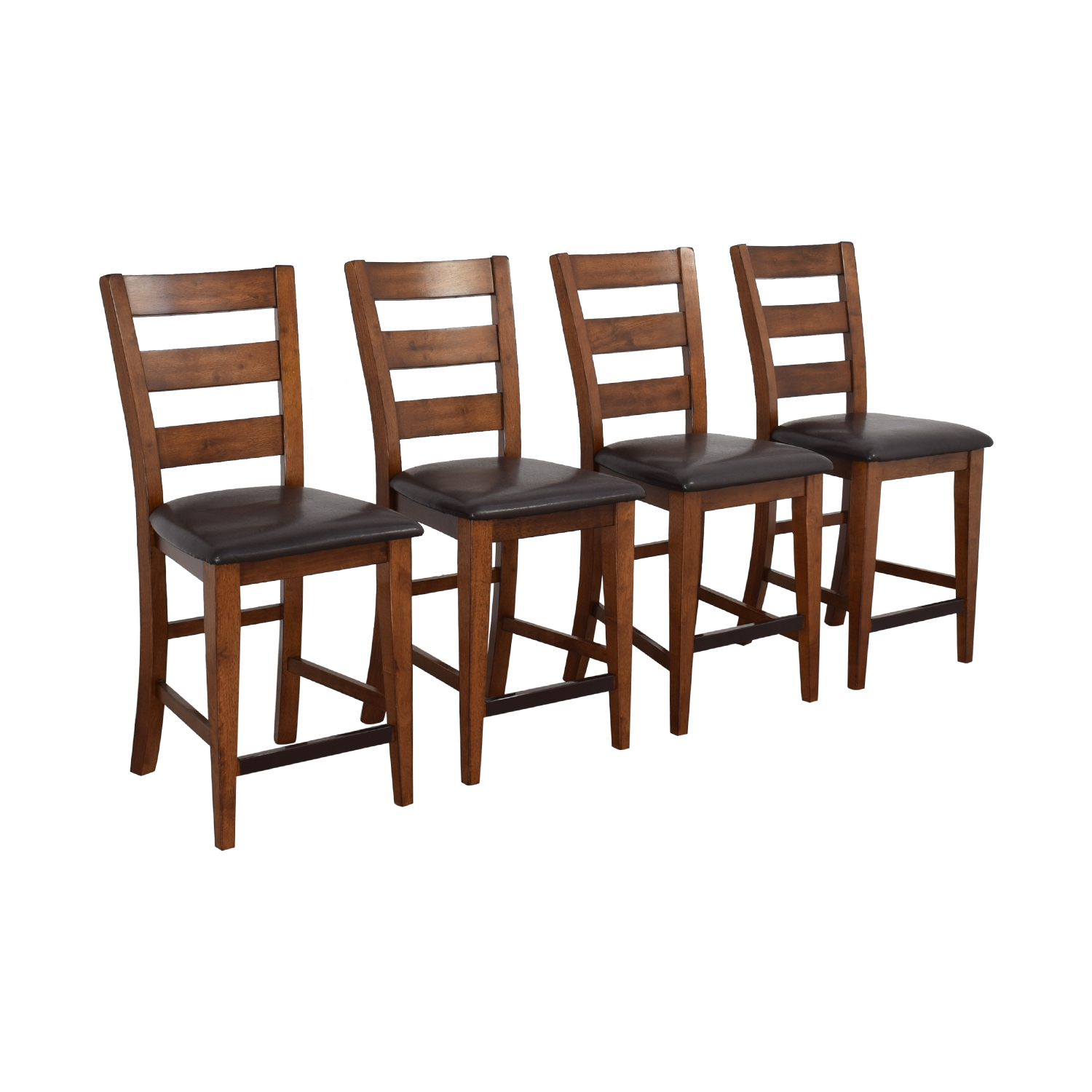 shop American Signature Ladder Back Dining Chairs American Signature