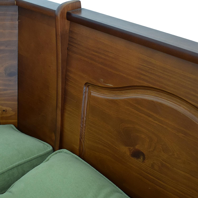 Linon Home Decor Linon Home Decor Breakfast Bench with Storage for sale