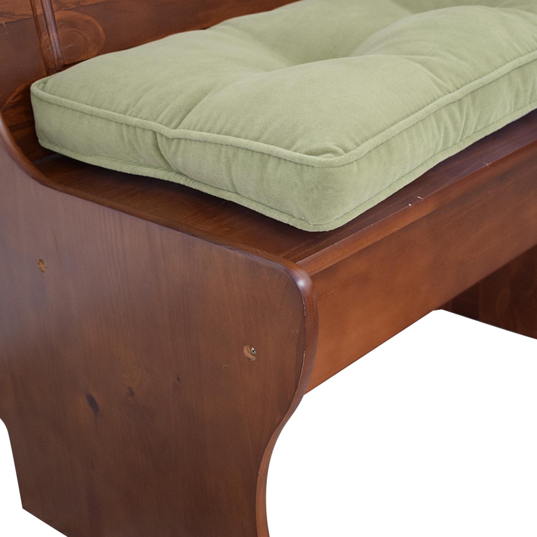 buy Linon Home Decor Linon Home Decor Breakfast Bench with Storage online