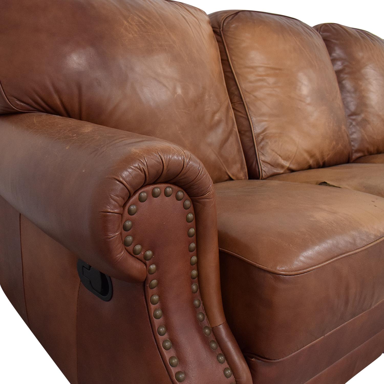 buy DeCoro Leather Sectional Sofa DeCoro Sofas