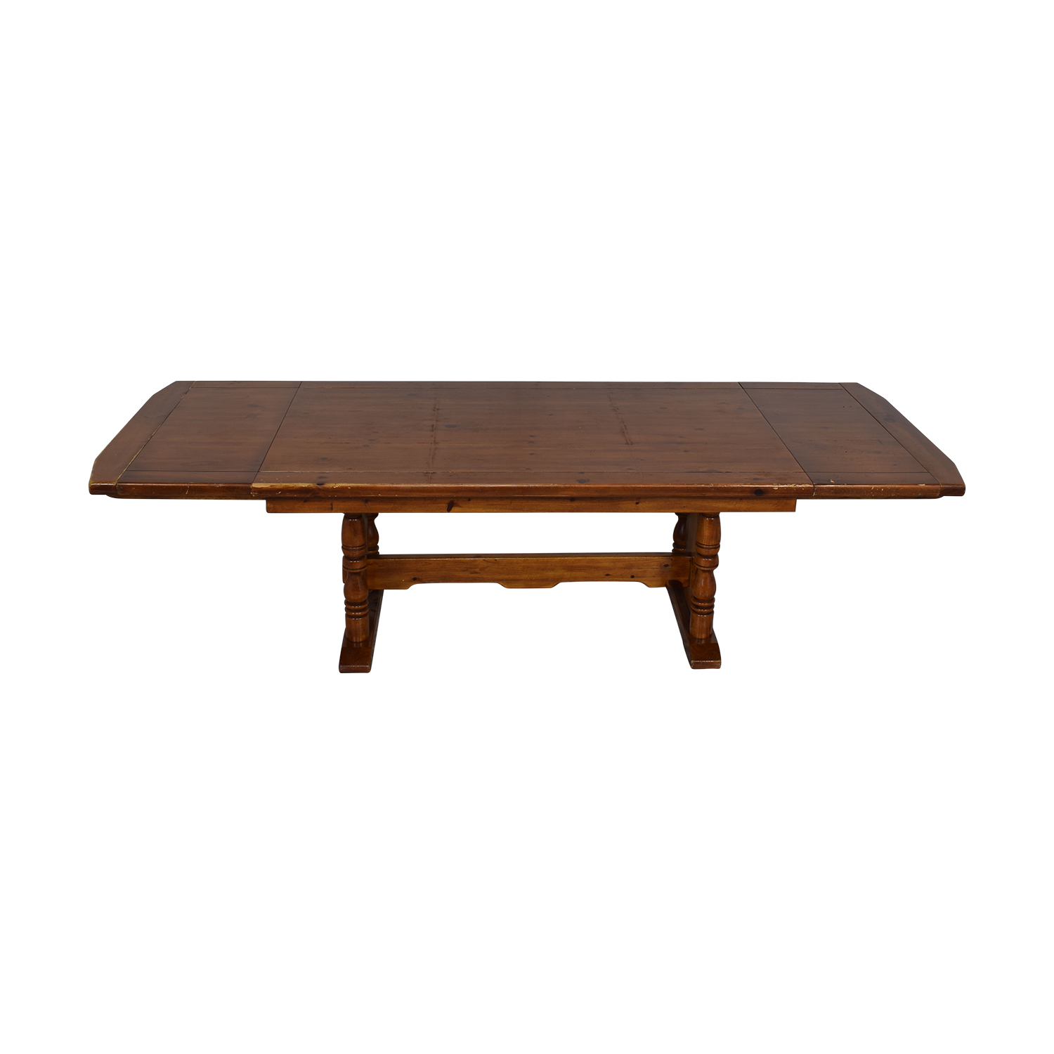 Link-Taylor Link Taylor Extendable Dining Table dimensions