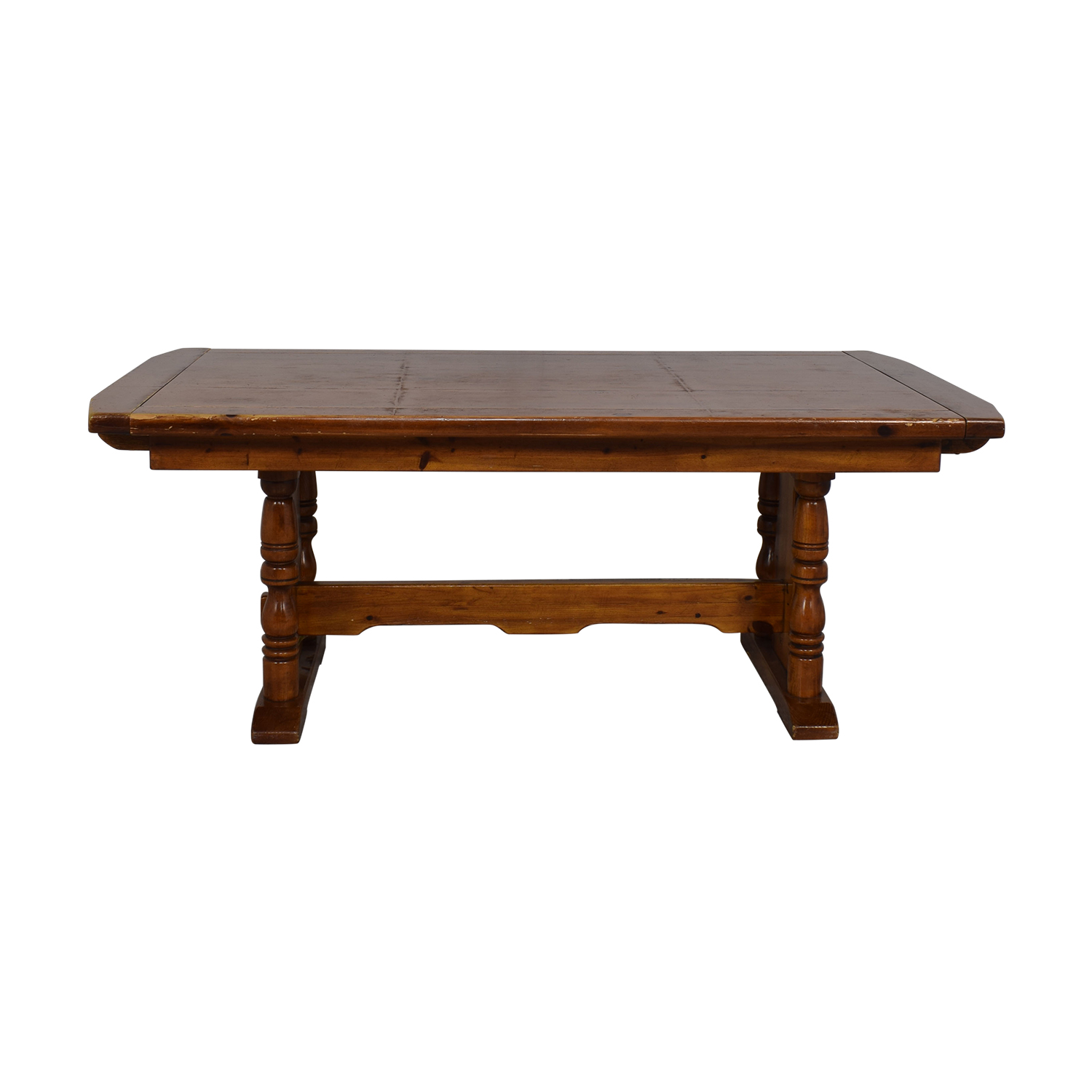 Link-Taylor Link Taylor Extendable Dining Table second hand