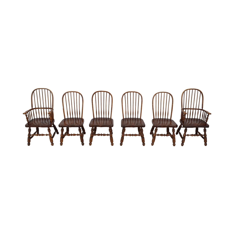 Link-Taylor Link Taylor Windsor Dining Chairs nj