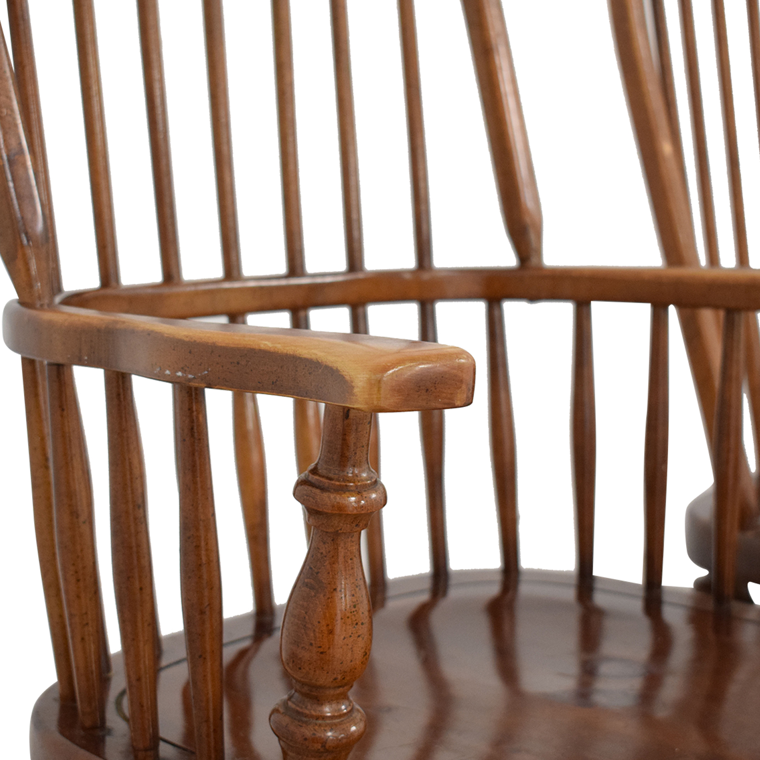 Link-Taylor Link Taylor Windsor Dining Chairs second hand
