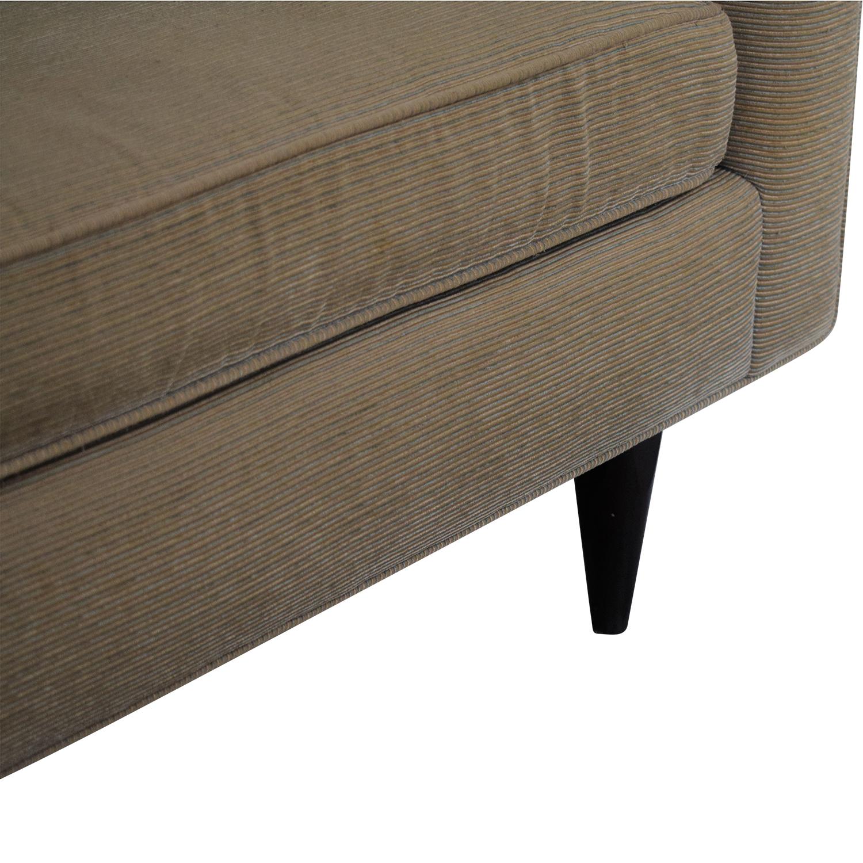 Design Within Reach Design Within Reach Bantam Bench Cushion Sofa price