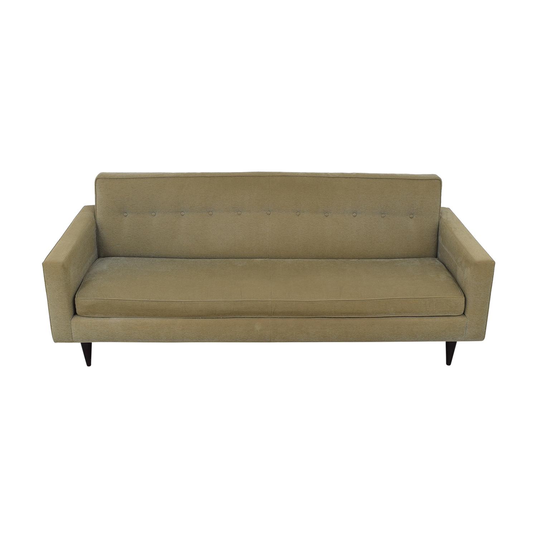 Design Within Reach Design Within Reach Bantam Bench Cushion Sofa second hand