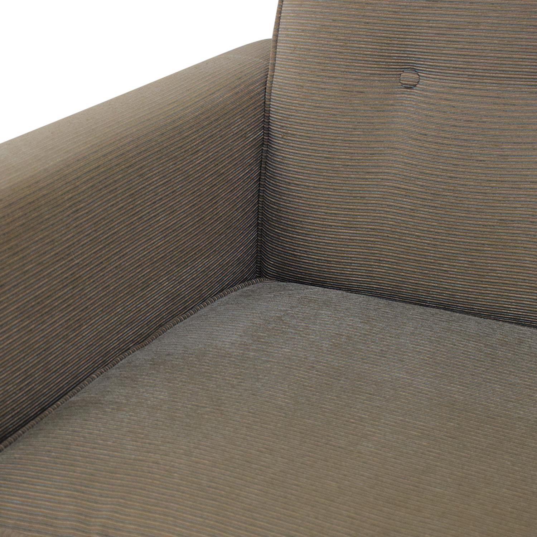 Design Within Reach Design Within Reach Bantam Bench Cushion Sofa nyc