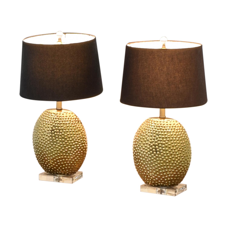 Tahari Home Tahari Home Decorative Table Lamps for sale