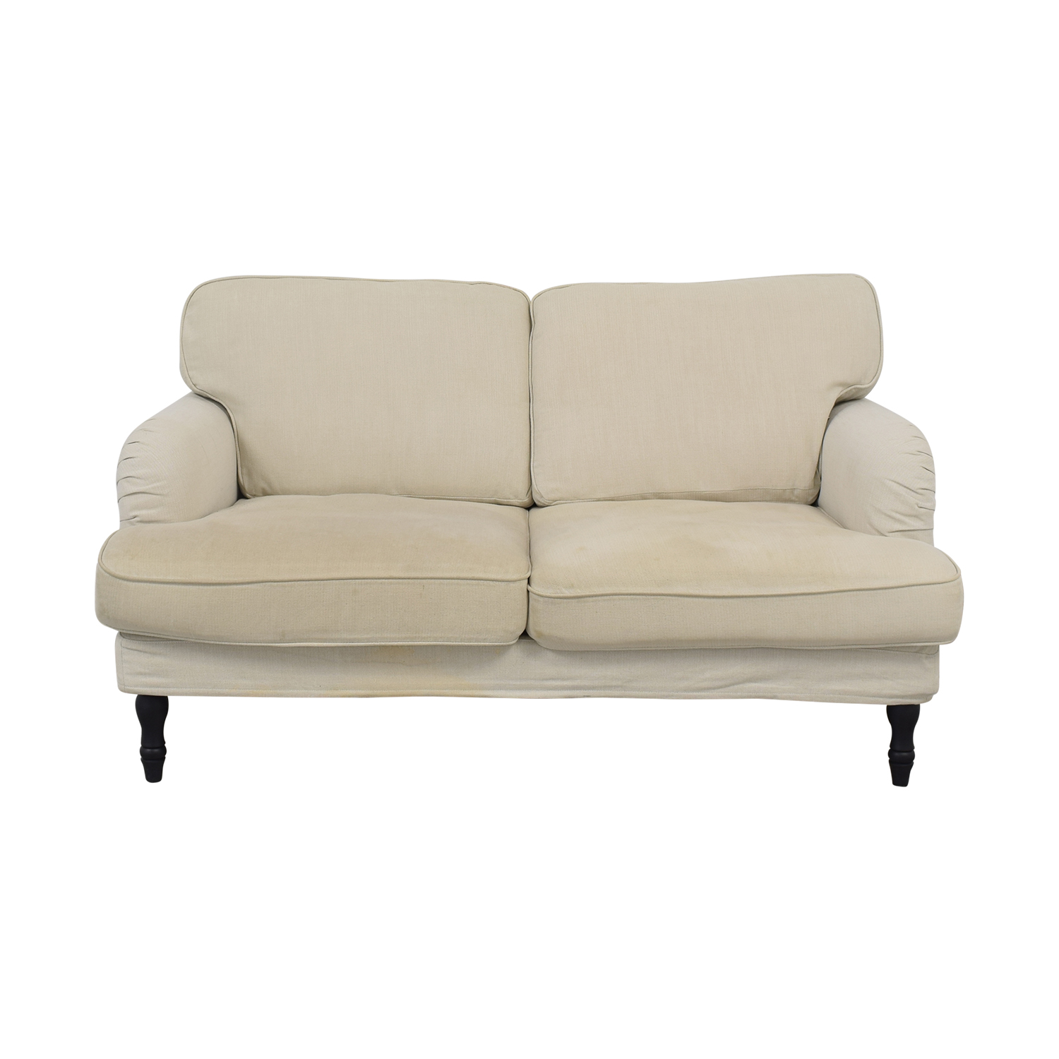 Pottery Barn Two Cushion Sofa / Classic Sofas