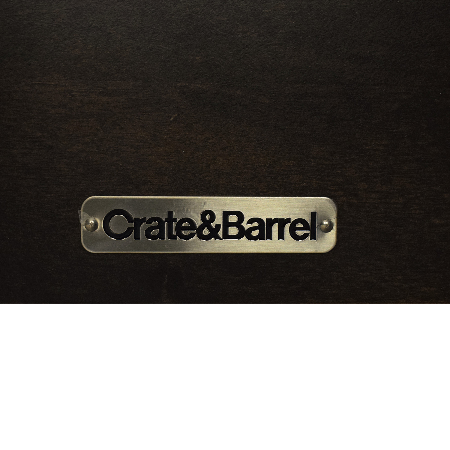 buy Crate & Barrel Master King Bed Crate & Barrel Bed Frames