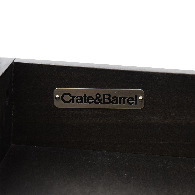 Crate & Barrel Crate & Barrel Night Stands End Tables