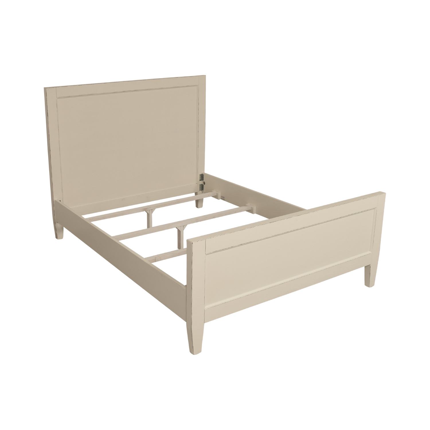 Crate & Barrel Crate & Barrel Queen Bed Frame dimensions