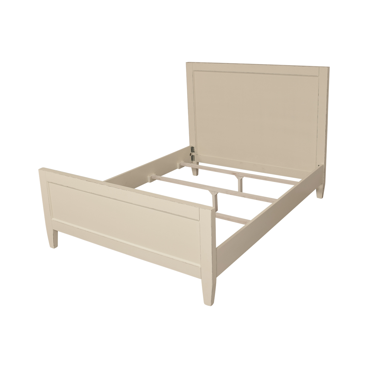 Crate & Barrel Crate & Barrel Queen Bed Frame ct