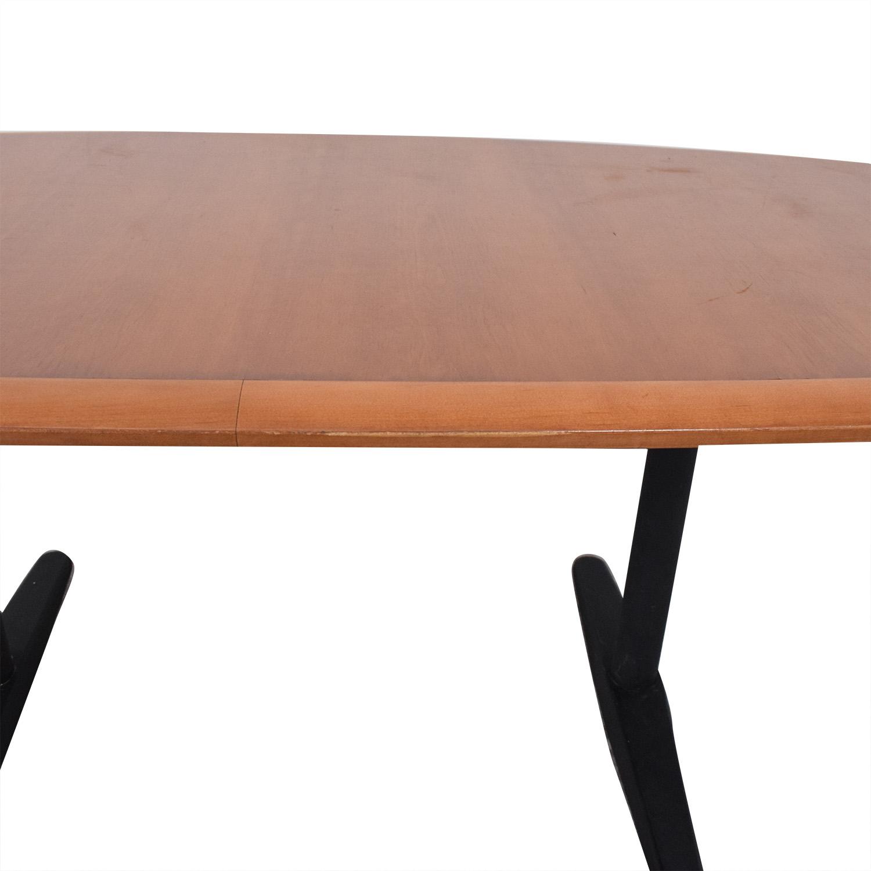 shop Gunlocke Company Gunlocke Cherry Wood Table online