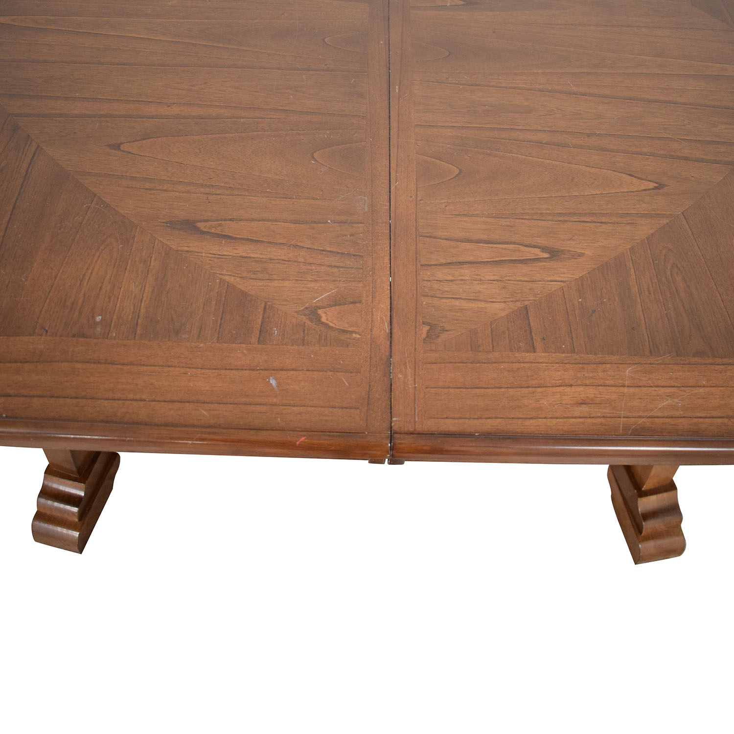 buy Raymour & Flanigan Raymour & Flanigan Wood Expandable Dining Table online