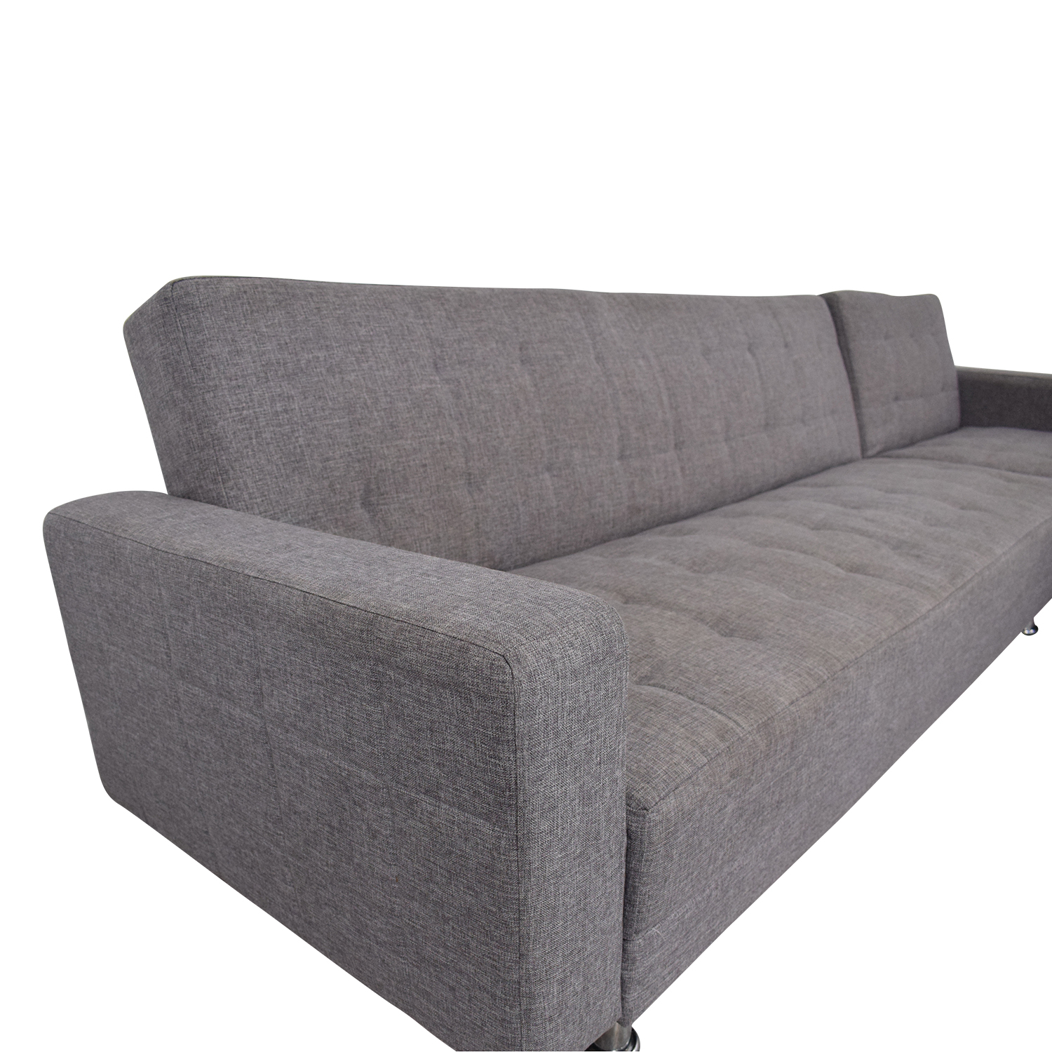 shop Gold Sparrow Frankfort Convertible Sectional Sofa Bed
