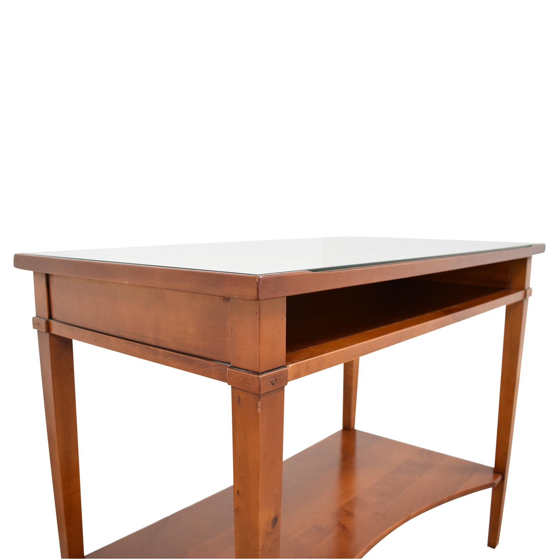 buy Grange Writing Desk with Drawer Grange Tables