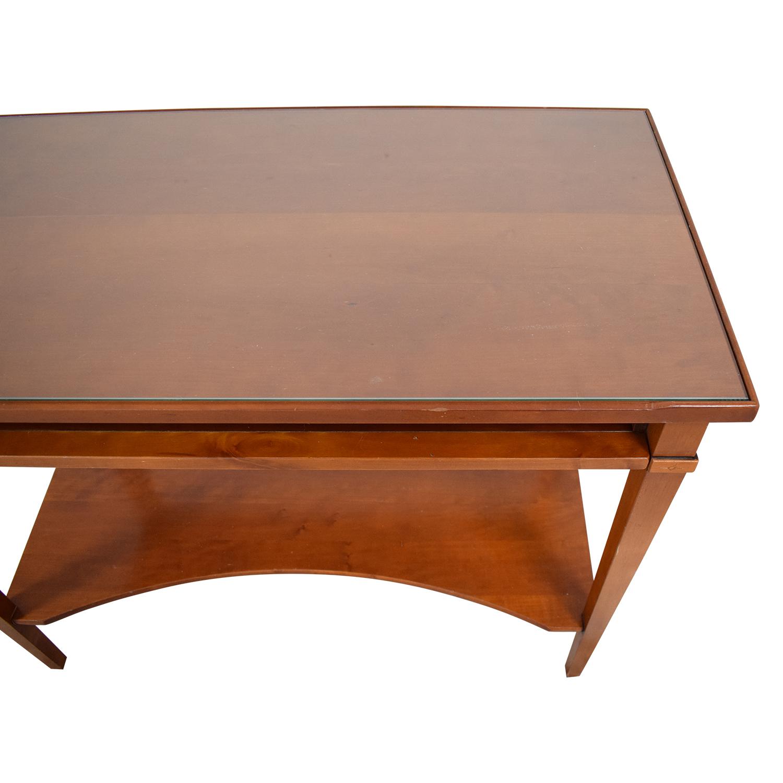 Grange Grange Writing Desk with Drawer brown