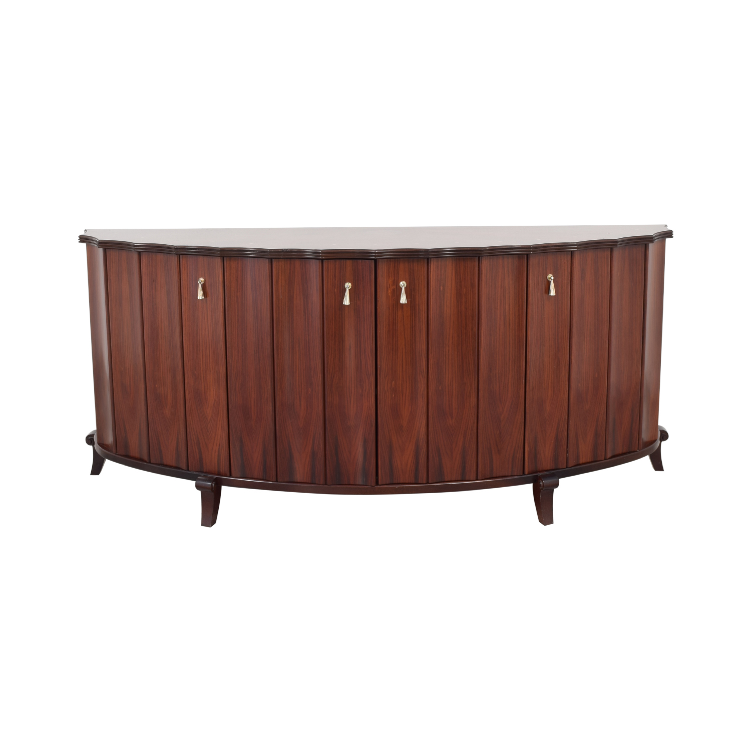 Four Door Cabinet Sideboard on sale