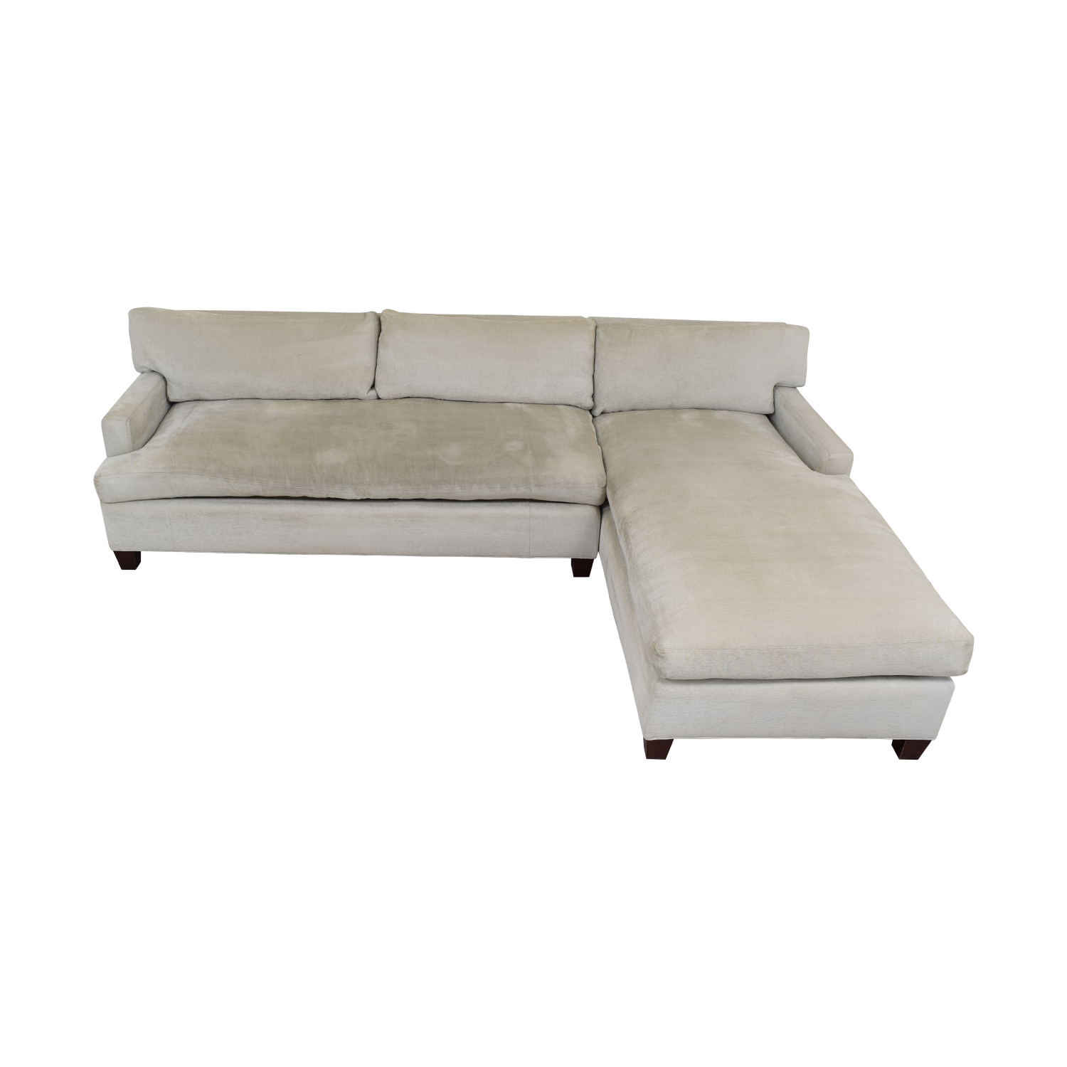 shop Chaise Sectional Sofa  Sofas