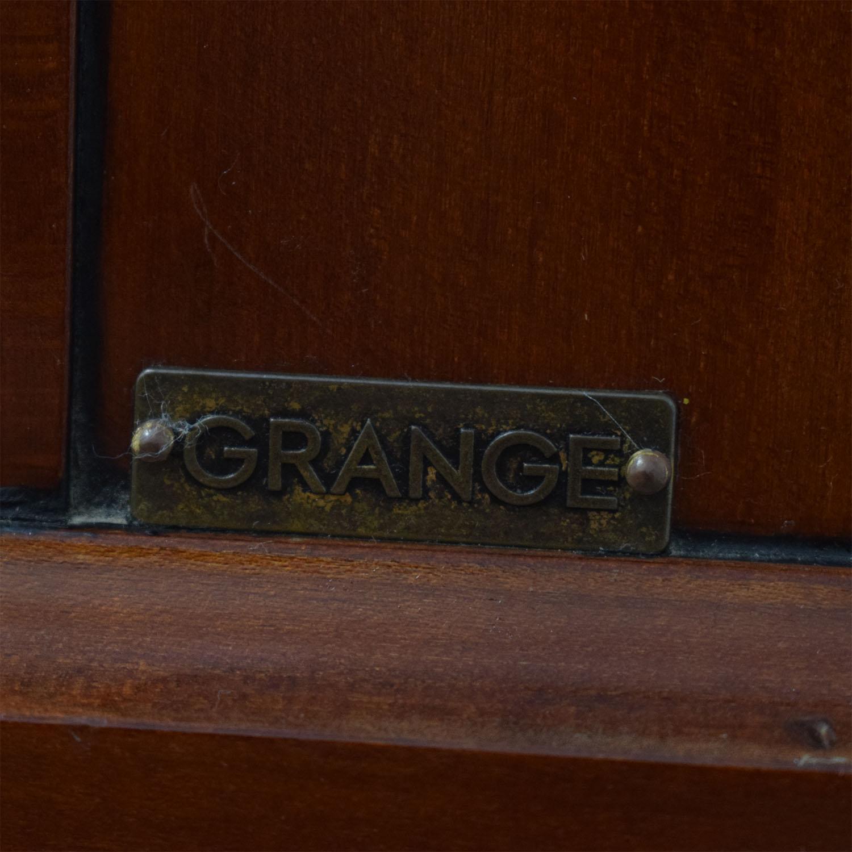 Grange Grange Louis Phillippe High Chest of Drawers Storage