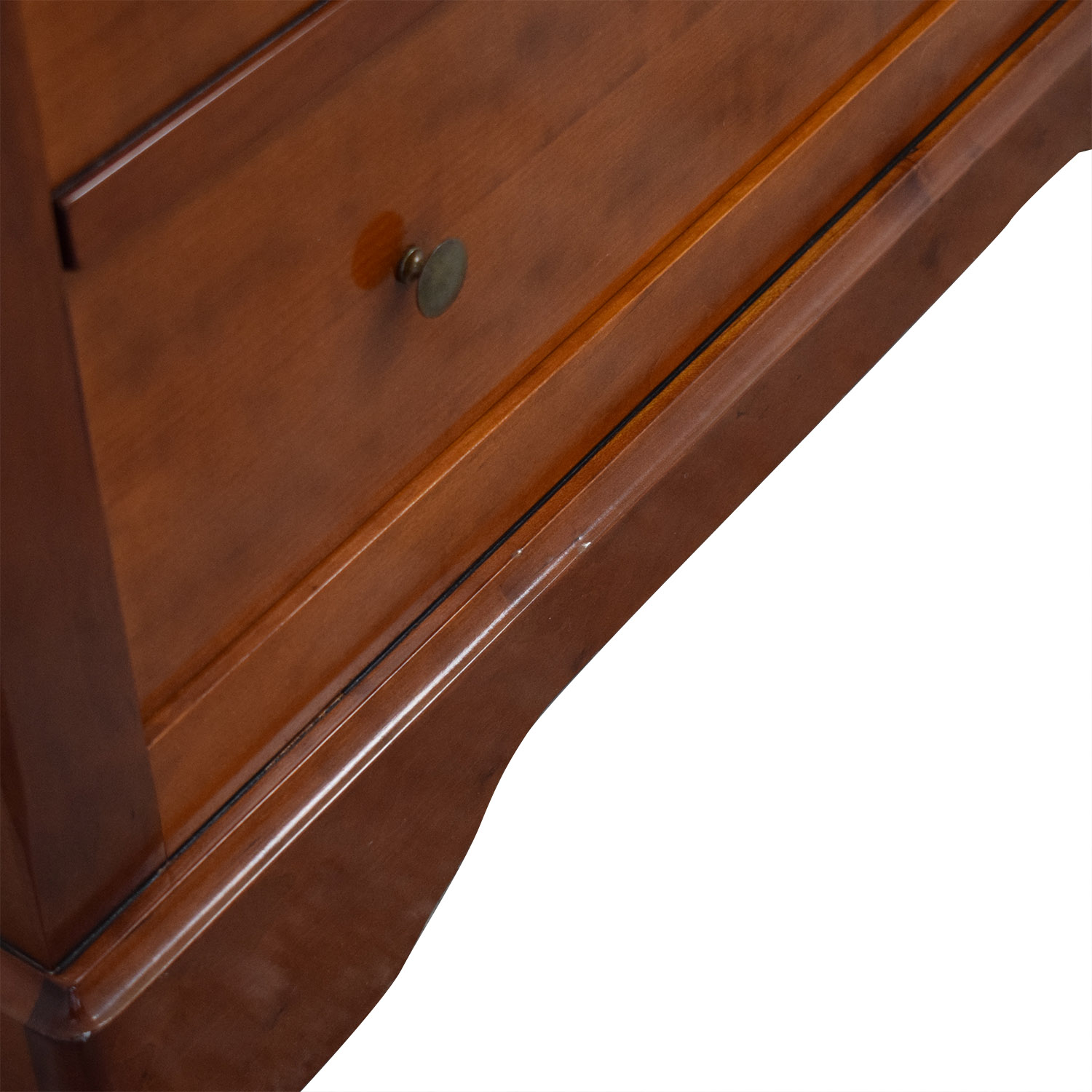 Grange Grange Louis Phillippe High Chest of Drawers pa