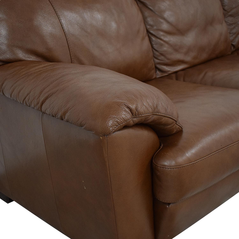 Natuzzi Three Cushion Sofa / Sofas