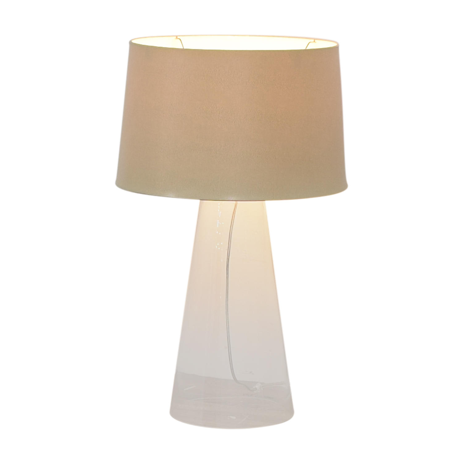 shop Crate & Barrel Table Lamp Crate & Barrel Decor